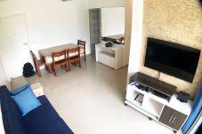 Apartamento em Bertioga - Lindo Ap Bertioga - Ar Condicionado e TV a Cabo