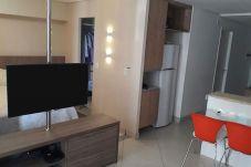 Apartamento em Fortaleza - Apto à beira-mar com wi-fi e piscina em Fortaleza
